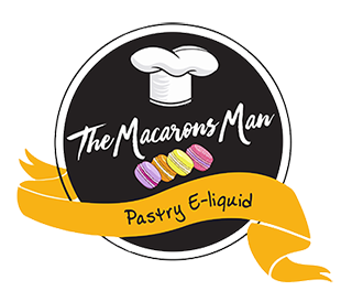 The Macarons Man - Pastry E-liquid